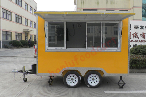 portable food kiosk food vending machine ice cream vending machine street food carts for sale