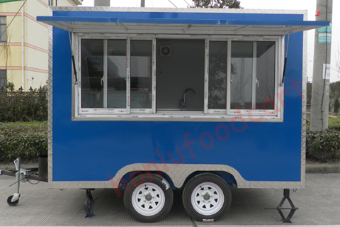 scooter food cart commercial hot dog cart mobile canteen van car bike trailer container food truck